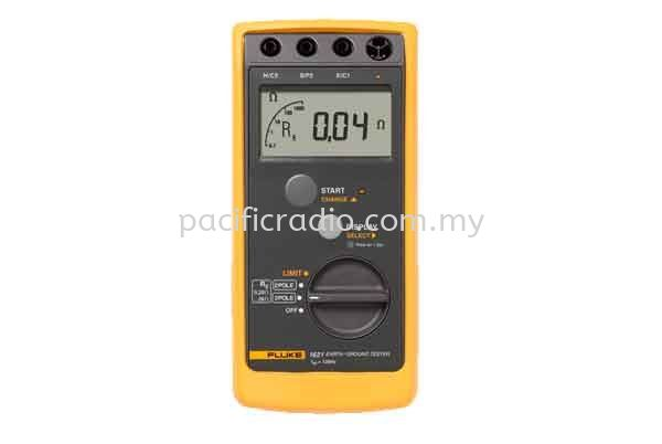 Fluke 1621 Earth Ground Tester FLUKE Earth Testers Malaysia, Kuala Lumpur, KL, Singapore. Supplier, Suppliers, Supplies, Supply | Pacific Radio (M) Sdn Bhd