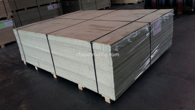 Melamine Chipboard Packing Standard Melamine Particle Board Johor Bahru (JB), Malaysia. Supplier, Suppliers, Supply, Supplies | CF ASIA TRADING SDN BHD