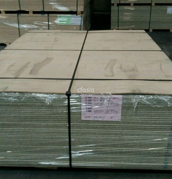 Melamine Chipboard Packing Standard Melamine Particle Board   Supplier, Suppliers, Supply, Supplies | CF ASIA TRADING SDN BHD