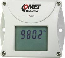 Web Sensor T2514 - remote barometer with Ethernet interface Comet Data Loggers Cold-Chain Management Products Malaysia, Selangor, Kuala Lumpur, KL, Petaling Jaya, PJ. Supplier, Suppliers, Supplies, Supply | Excel Test Sdn Bhd