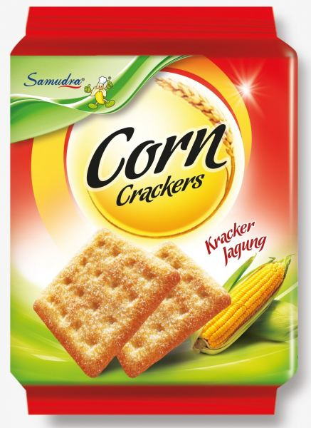Corn Crackers Crackers Crackers Malaysia, Selangor, Kuala Lumpur, KL. Manufacturer, Suppliers, Supply, Supplier, Supplies | Huasin Food Industries Sdn Bhd