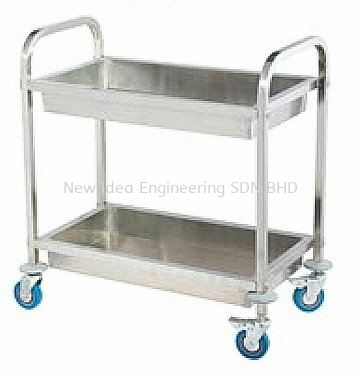 Dishes Collecting Cart Others Penang, Malaysia, Bukit Mertajam Supplier, Suppliers, Supply, Supplies | New Idea Engineering Sdn Bhd