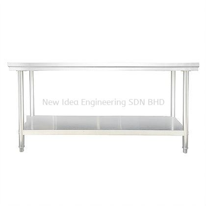 6* Working Table 2 Layer Working Table FURNITURE Penang, Malaysia, Bukit Mertajam Supplier, Suppliers, Supply, Supplies | New Idea Engineering Sdn Bhd