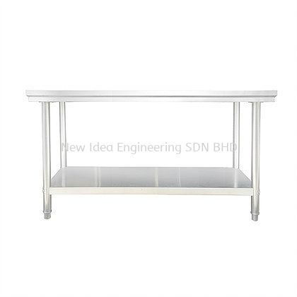 5* Working Table 2 Layer Working Table FURNITURE Penang, Malaysia, Bukit Mertajam Supplier, Suppliers, Supply, Supplies | New Idea Engineering Sdn Bhd