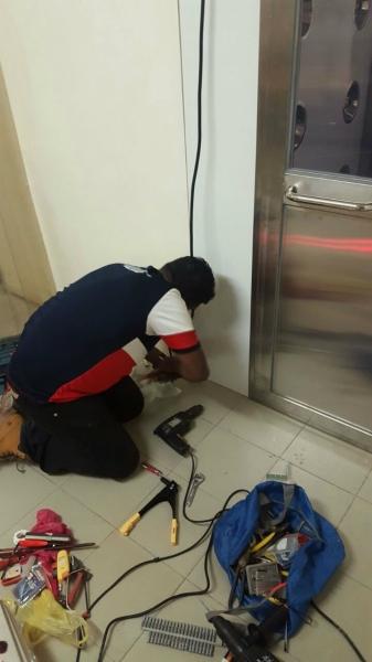 Air Shower Room and Installation Air Shower Room Johor Bahru (JB), Johor, Malaysia, Johor Jaya Supplier, Supply, Rental, Repair | AS Cleaning Equipment