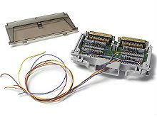 34939T Terminal Block for the 34934A 64-Channel Form A Switch