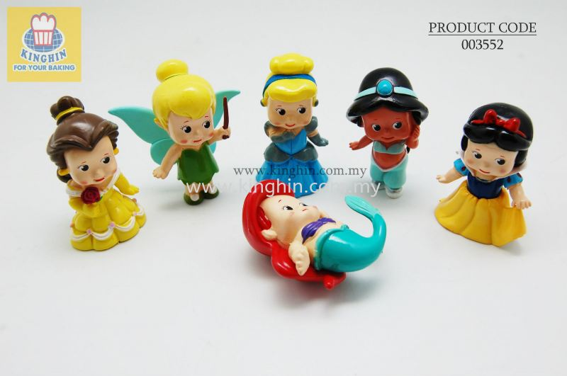 Dolls & Toys Non Edible Decoration for Cake Melaka, Malaysia Supplier, Suppliers, Supply, Supplies | Kinghin Sdn Bhd