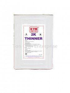 2K Thinner 10kg Paint & Chemical Penang, Malaysia Supplier, Suppliers, Supply, Supplies | Tan Chin Enterprise
