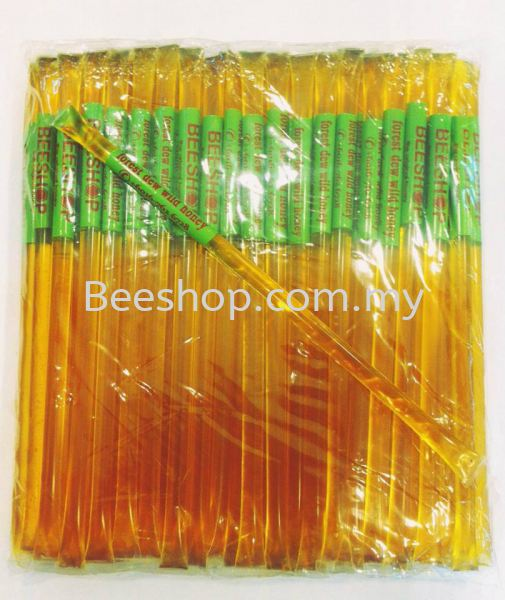 Forest Dew Wild Honey STICK X 100 STICKS Raw Honey Stick Malaysia, Kulai, Johor Bahru (JB) Supply, Supplier, Suppliers, Wholesaler | Eco Bee Shop Sdn Bhd