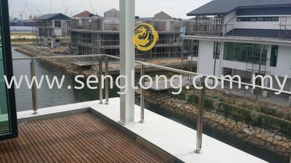 ~A~ YN handrail   (156) YN Etc Yon Nyap Enterprise / Yon Nyap Steel Works Sdn Bhd Johor, JB, Ulu Tiram    Seng Long Trading Sdn Bhd