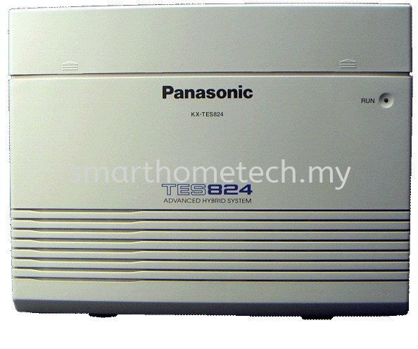 KX-TES824 Hybrid System  Panasonic Key Phone (PABX) System Office System Melaka, Malaysia Supplier, Supply, Supplies, Installation | SmartHome Technology Solution