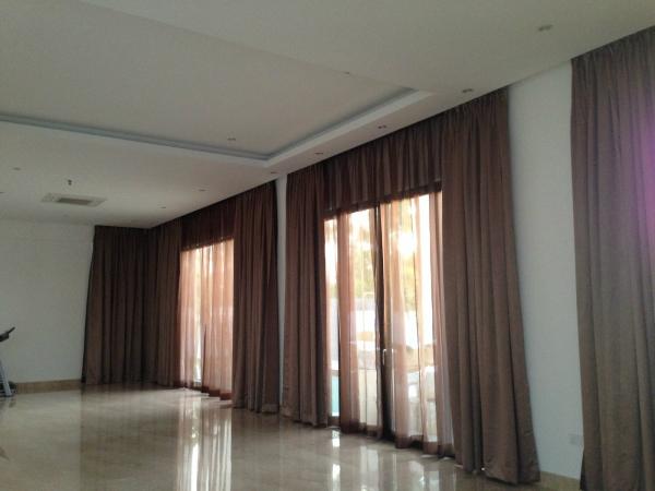 Curtain JB, Johor Bahru Design, Install, Supply | Babylon Curtain Design
