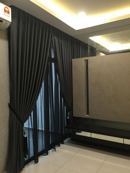 Curtain JB, Johor Bahru Design, Install, Supply | Babylon Curtain Design