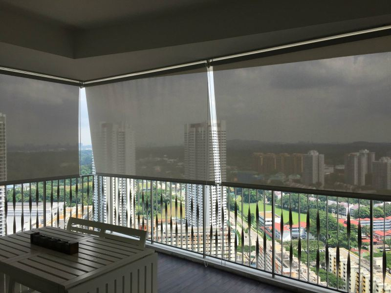 Roller Blind JB, Johor Bahru Design, Install, Supply | Babylon Curtain Design