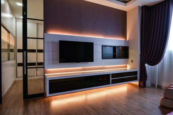 TV Console Design Residential Project Selangor, Malaysia, Kuala Lumpur (KL), Klang Service, Design, Renovation | Jashen Interior Design Sdn Bhd