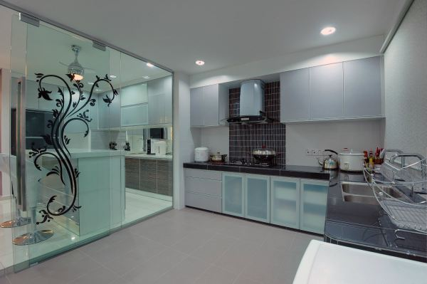 Wet Kitchen Design Residential Project Selangor, Malaysia, Kuala Lumpur (KL), Klang Service, Design, Renovation | Jashen Interior Design Sdn Bhd