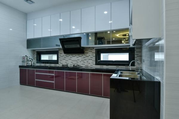 Wet Kitchen Design Residential Project Selangor, Malaysia, Kuala Lumpur (KL), Klang Service, Design, Renovation   Jashen Interior Design Sdn Bhd