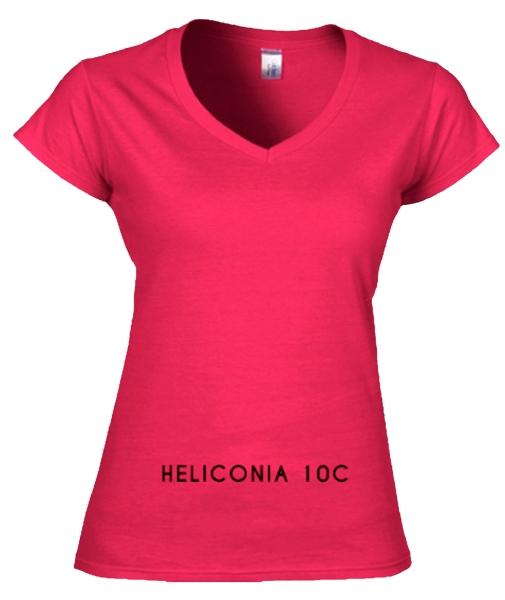 LADIES V-NECK T-SHIRT - 63V00L Pure Cotton T-Shirt Selangor, Kuala Lumpur (KL), Malaysia, Klang, Cheras, Shah Alam Supplier, Suppliers, Supply, Supplies | R&E Corporation (M) Sdn Bhd