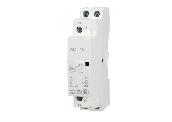 WCT 16A 2P 1NO1NC Contactor WCT Household Contactor Contactor Selangor, Malaysia, Kuala Lumpur (KL), Shah Alam Supplier, Suppliers, Supply, Supplies | Winston Electric
