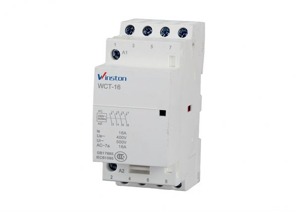 WCT 16A  4P 4NO Contactor WCT Household Contactor Contactor Selangor, Malaysia, Kuala Lumpur (KL), Shah Alam Supplier, Suppliers, Supply, Supplies | Winston Electric