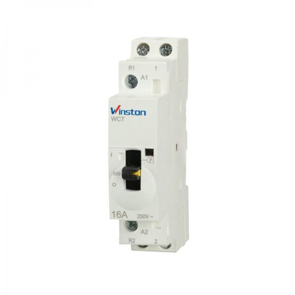 WCT 16A 2P 1NO1NC Manual WCT Household Contactor Contactor Selangor, Malaysia, Kuala Lumpur (KL), Shah Alam Supplier, Suppliers, Supply, Supplies | Winston Electric