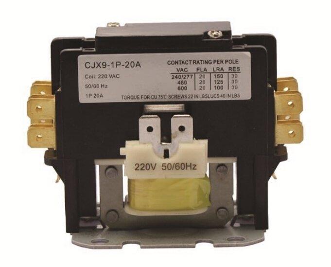 CJX9 series 20-40FLA (1&2 Pole)