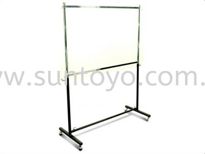 1018 Double Square Fashion Stand