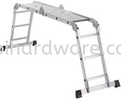 Multi-Purpose Aluminium Ladder   Ladders Johor Bahru (JB), Malaysia, Tampoi Supplier, Suppliers, Supply, Supplies | Tampoi Hardware Sdn Bhd