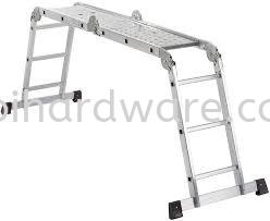 Multi-Purpose Aluminium Ladder   Ladders Johor Bahru (JB), Malaysia, Tampoi Supplier, Suppliers, Supply, Supplies | Tampoi Hardware Sdn Bhd