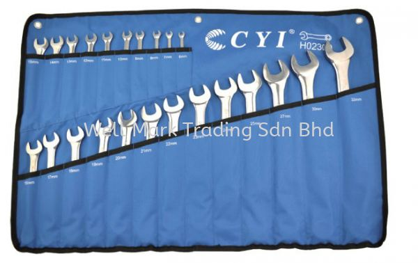 H02309 Wrench Professional Hardware Tools Selangor, Malaysia, Kuala Lumpur (KL), Shah Alam Supplier, Suppliers, Supply, Supplies | Well Mark Trading Sdn Bhd