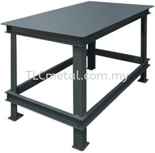 Benches & Workstations Light Steel Fabrication Custom Made Metal Product Seremban, Negeri Sembilan (NS), Malaysia Fabrication, Manufacturer, Supplier | TLC METAL SOLUTION SDN BHD