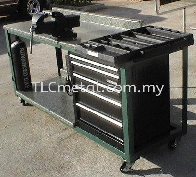 Benches & Workstations Light Steel Fabrication Custom Made Metal Product Seremban, Negeri Sembilan (NS), Malaysia Fabrication, Manufacturer, Supplier | TLC METAL SOLUTION SDN BHD