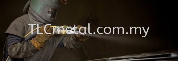 Sand Blasting Service Seremban, Negeri Sembilan (NS), Malaysia Fabrication, Manufacturer, Supplier | TLC METAL SOLUTION SDN BHD