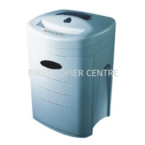 Kimi-2600C Paper Shredder Johor Bahru, JB, Malaysia Supply, Rental, Supplier, Services | First Copier Centre Sdn Bhd