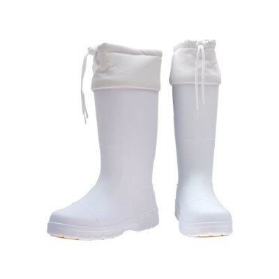 Unisex White Cuff Boots WBM-22(W)  Working Boots Stico Footwear Johor Bahru (JB), Malaysia, Selangor, Kuala Lumpur (KL), Puchong Supplier, Suppliers, Supply, Supplies | GL Baker Solutions Sdn Bhd