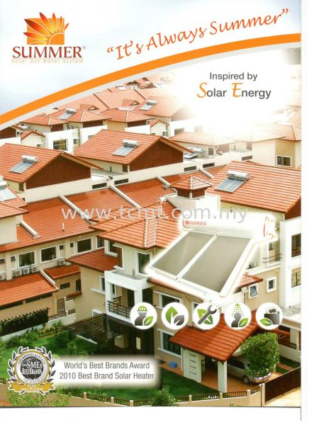 SX Series SX series Summer Solar Water Heater Solar water Heater Malaysia Johor Bahru JB Supply Suppliers | TC Marketing & Trading