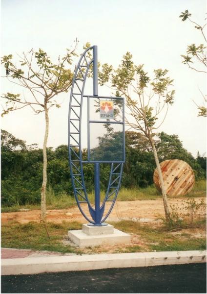 Indicator Sign Board Indicator Sign Board Selangor, Malaysia, Kuala Lumpur (KL), Ampang Manufacturer, Maker, Supplier, Supply | Fong Tat Advertising Sdn Bhd