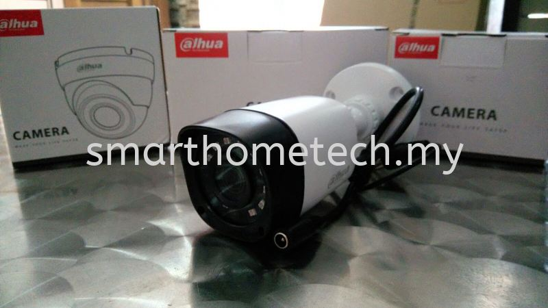 HDCVI CAMERA(4 in 1 camera) Alhua Security System Melaka, Malaysia Supplier, Supply, Supplies, Installation | SmartHome Technology Solution