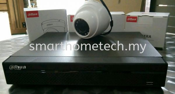 4 in 1 camera (DH-HAC-HDW1100RP-S3-0360B Dahua Security System Melaka, Malaysia Supplier, Supply, Supplies, Installation | SmartHome Technology Solution