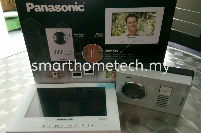 Video Intercom System Others Security System Melaka, Malaysia Supplier, Supply, Supplies, Installation | SmartHome Technology Solution