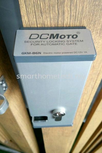 Auto Lock DC Moto Auto Gate Melaka, Malaysia Supplier, Supply, Supplies, Installation | SmartHome Technology Solution