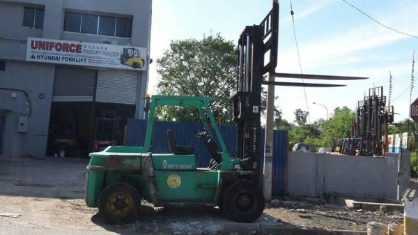 Mitsubishi Seremban, Negeri Sembilan (NS), Malaysia, Senawang Forklift Supplier, Supply, Supplies, Rental | Uniforce Materials Handling (M) Sdn Bhd