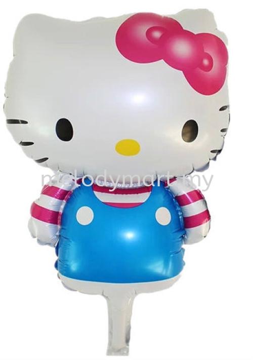 Foil 38*26 Hello kitty
