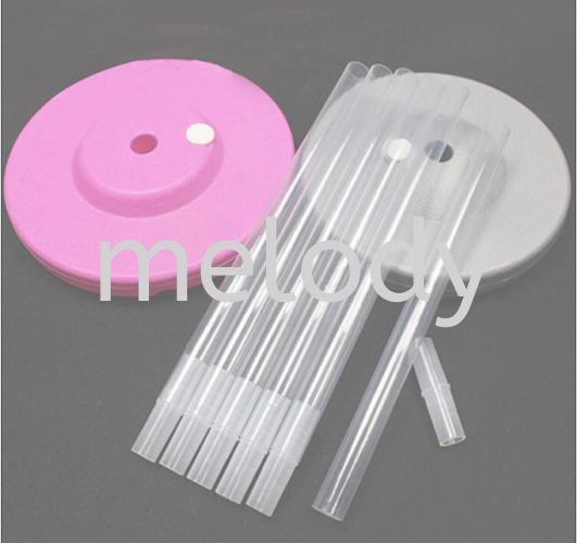 Balloons PVC Clear Pipe -30cm - 2112 0503 11