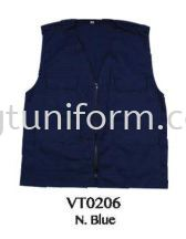 READY MADE VEST VT0206 TC DRILL Vest Selangor, Kuala Lumpur (KL), Malaysia Supplier, Suppliers, Supply, Supplies | GT Uniform Sdn Bhd