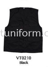 READY MADE VEST VT0210 TC DRILL Vest Selangor, Kuala Lumpur (KL), Malaysia Supplier, Suppliers, Supply, Supplies | GT Uniform Sdn Bhd