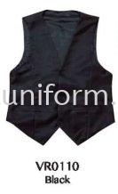 READY MADE VEST VR0110 (BLACK) POLYESTER Vest Selangor, Kuala Lumpur (KL), Malaysia Supplier, Suppliers, Supply, Supplies | GT Uniform Sdn Bhd