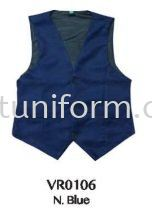 READY MADE VEST VR0106 (N.BLUE) POLYESTER Vest Selangor, Kuala Lumpur (KL), Malaysia Supplier, Suppliers, Supply, Supplies | GT Uniform Sdn Bhd
