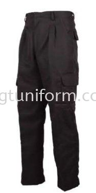 READY MADE PANTS TP10 ( BLACK) Pant Selangor, Kuala Lumpur (KL), Malaysia Supplier, Suppliers, Supply, Supplies | GT Uniform Sdn Bhd