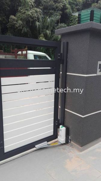 DC Motor 925W DC Moto Auto Gate Melaka, Malaysia Supplier, Supply, Supplies, Installation | SmartHome Technology Solution